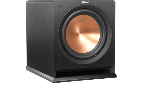 Klipsch Reference R-112SW Shown with grille removed