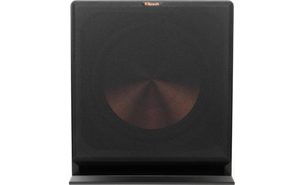 Klipsch Reference R-115SW Direct front view with grille on