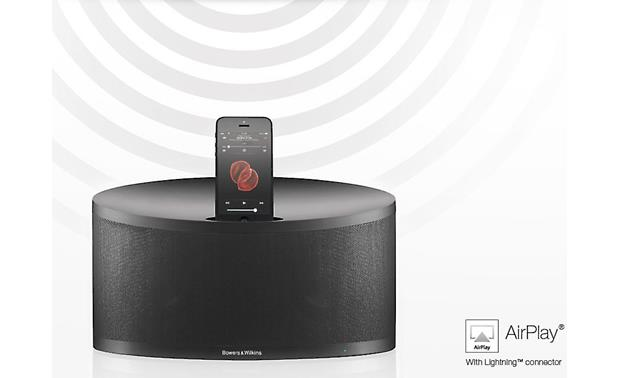 Bowers & Wilkins Z2 Black (iPhone not included)