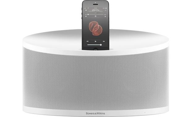 Bowers & Wilkins Z2 White (iPhone not included)