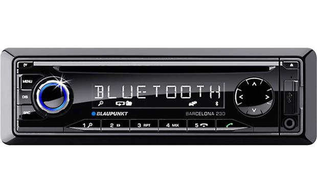 blaupunkt barcelona 230 cd receiver at