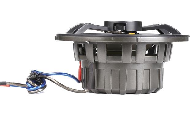 Kicker KM44CW Mount in a bulkhead or enclosure