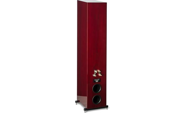 MartinLogan Motion® 60XT Back (Gloss Black Cherrywood)