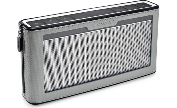 Bose&reg; SoundLink&reg; <em>Bluetooth&reg;</em> speaker III cover Gray (SoundLink® III not included)