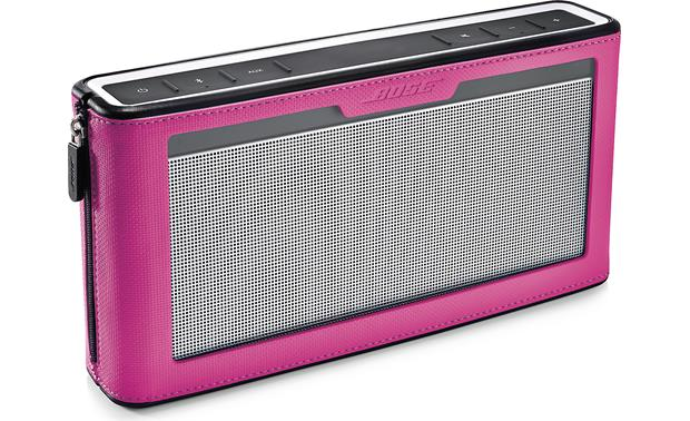 Bose&reg; SoundLink&reg; <em>Bluetooth&reg;</em> speaker III cover Pink (SoundLink&reg; III not included)