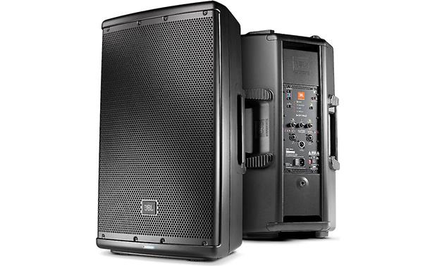 jbl eon612 12 2 way powered pa speaker 1 000w peak at crutchfield. Black Bedroom Furniture Sets. Home Design Ideas