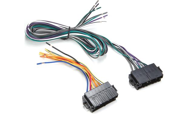 metra 70 1120 receiver wiring harness connect a new car stereo in select 1988 95 volvo vehicles