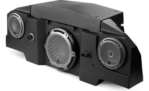 JL Audio SlamPak™ System designed for select 2008-12 Polaris RZR models
