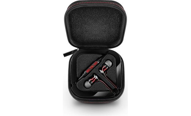 Sennheiser HD 1 In-ear Shown in included carrying case