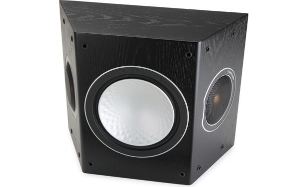Monitor Audio Silver FX Black Oak (grilles included, not shown)