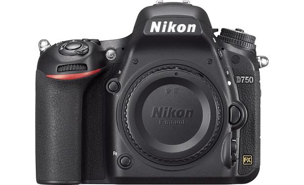 Nikon D750 (body only) Front