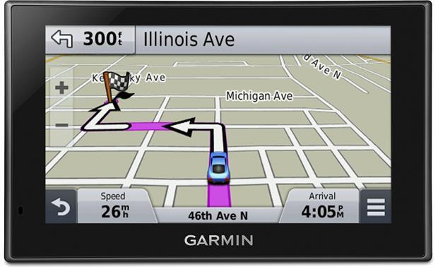 Garmin nvi 2559LMT Portable navigator with free lifetime map and