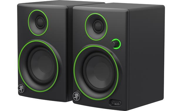 Mackie CR3™ Creative Reference™ Multimedia Monitors Front