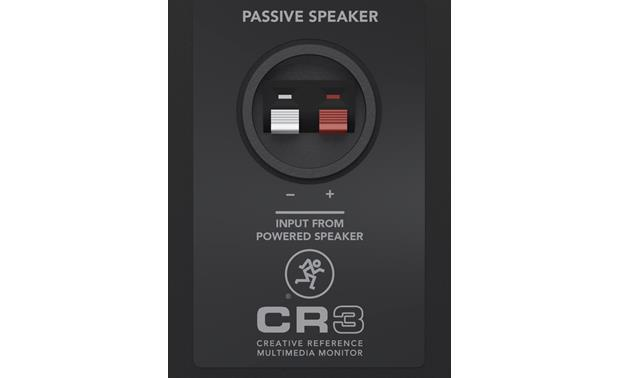 Mackie CR3™ Creative Reference™ Multimedia Monitors Passive speaker