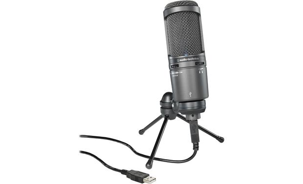 Audio-Technica AT2020USB+ Front