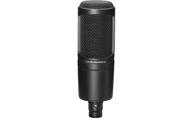 Audio-Technica Performance Podcast Bundle AT2020 microphone