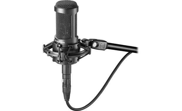 Audio-Technica AT2050 Mic with included shock mount