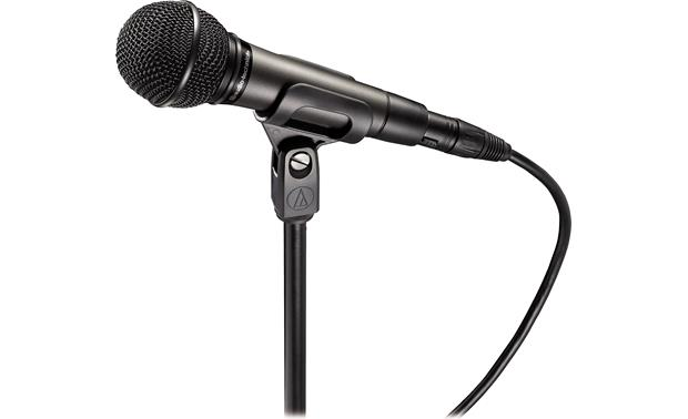 Audio-Technica ATM510 Mic with included stand adapter
