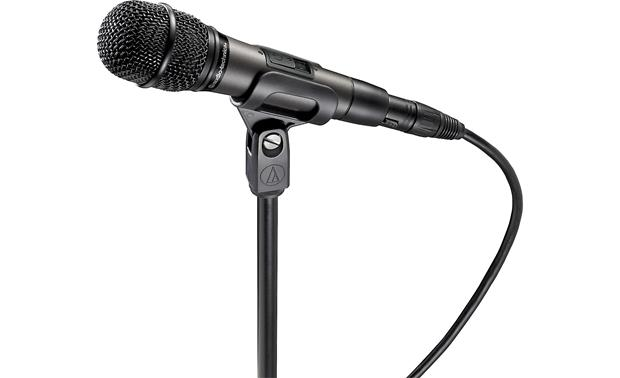 Audio-Technica ATM610a/S Mic with included stand adapter