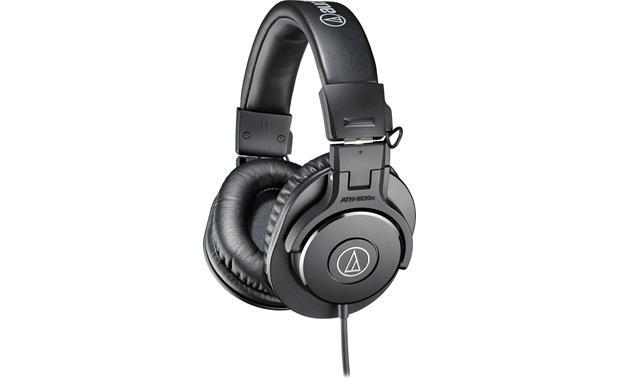 5e1b64b060b Audio-Technica ATH-M30x Professional monitor headphones at Crutchfield