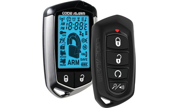 g220CA5554 f code alarm ca5554 remote start and keyless entry system with 2 way  at gsmportal.co