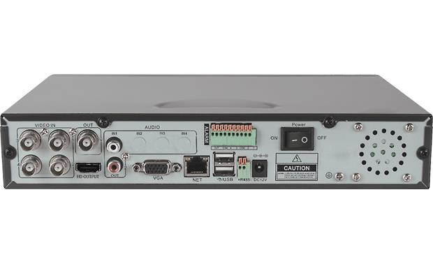 Spyclops 960H 4 Channel DVR 4-channel high-resolution security