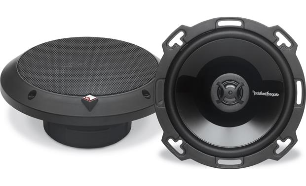 Rockford Fosgate Punch P165 Front