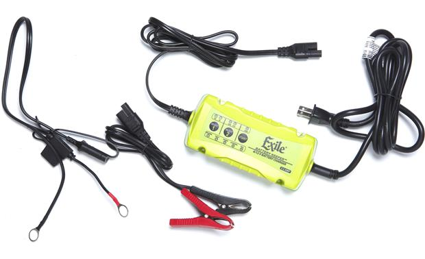 Retrosound Exile® EX-1 Battery Keeper Package Front