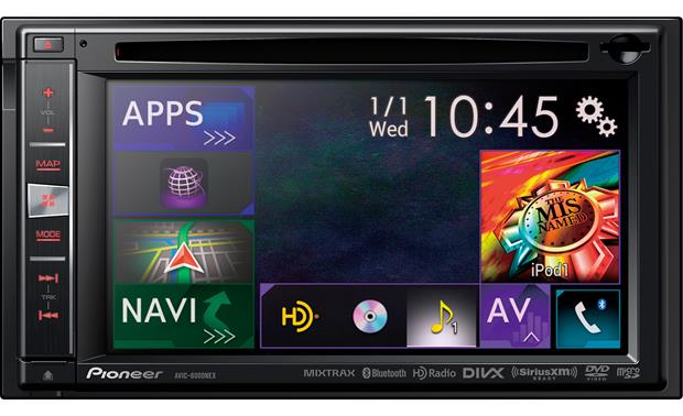 Pioneer AVIC-6100NEX A/V Receiver Drivers Download (2019)