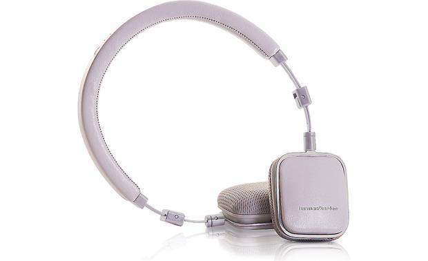 Harman Kardon Soho-A Stainless stell and leather construction