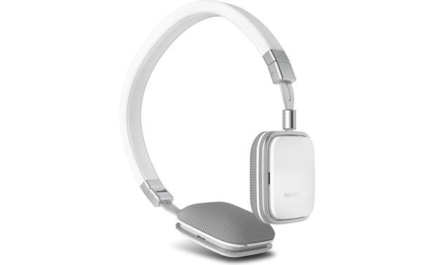 cf8acda8912 Harman Kardon Soho-I (White) On-ear headphones for iPhone® at ...