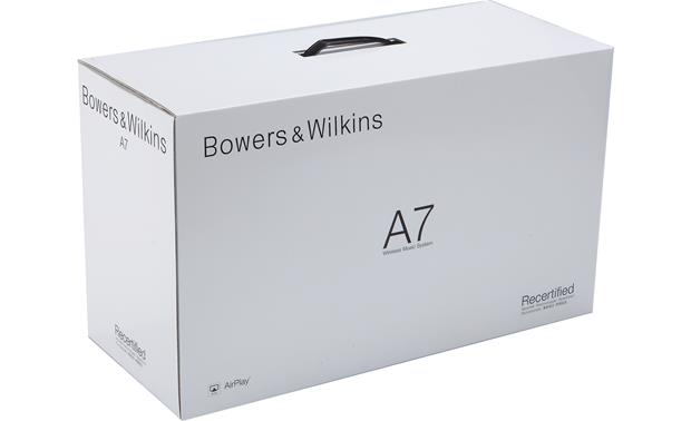 Bowers & Wilkins A7 (Factory Refurbished)