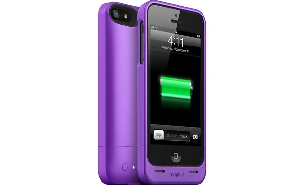 mophie juice pack helium™ Purple (iPhone not included)