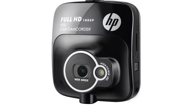 HP f200 Car Camcorder Other