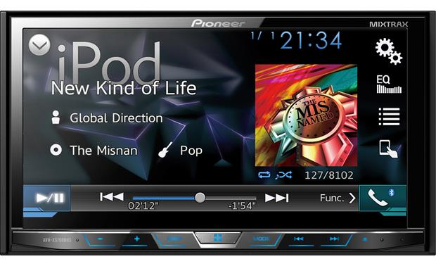 PIONEER AVH-X5700BT CAR MULTIMEDIA DRIVERS FOR WINDOWS DOWNLOAD