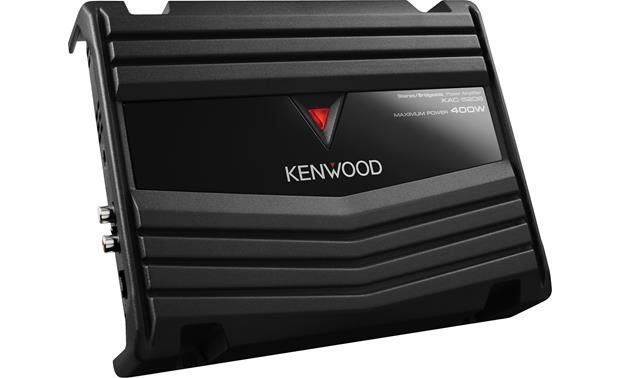 Kenwood Kac 5206 2 Channel Car Amplifier 60 Watts Rms X 2 At
