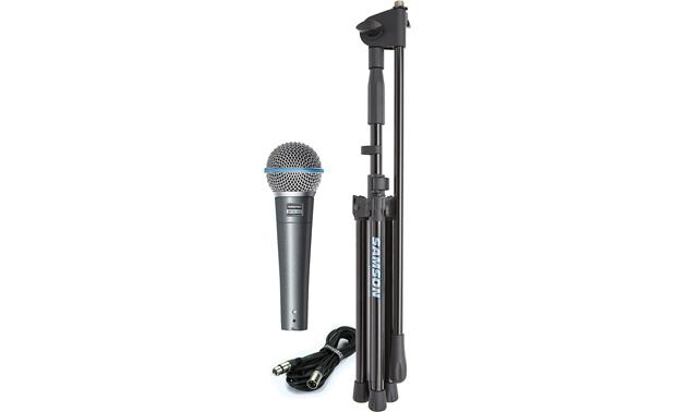 Shure Beta 58A Vocal Package Other