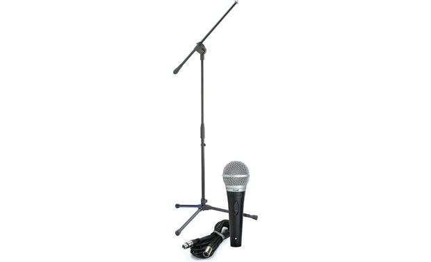 Shure PG48 Vocal Package Front