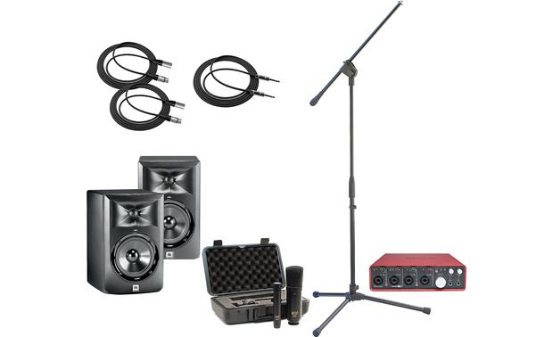 Advanced Home Studio Starter Kit Front