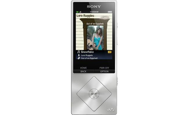 Sony NWZ-A17 Hi-Res Walkman