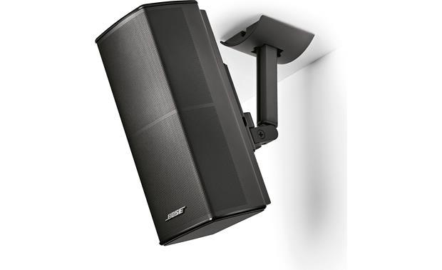 bose ub 20 series ii wall ceiling bracket black at. Black Bedroom Furniture Sets. Home Design Ideas