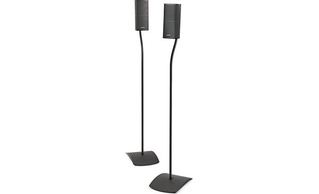 bose ufs 20 series ii universal floor stands black at. Black Bedroom Furniture Sets. Home Design Ideas