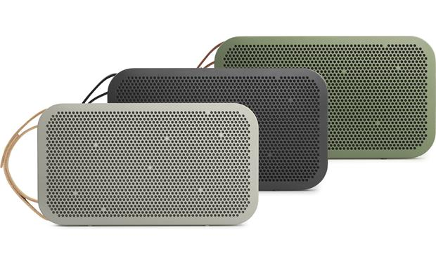 B&O PLAY BeoPlay A2 by Bang & Olufsen Available in 3 colors (grey, black, and green)