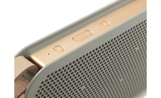 B&O PLAY BeoPlay A2 by Bang & Olufsen Controls