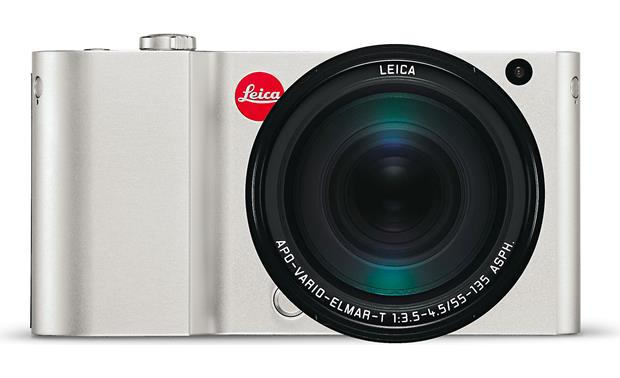 Leica APO-Vario-Elmar-T 55-135mm f/3.5-4.5 ASPH Shown mounted to Leica T camera (not included)