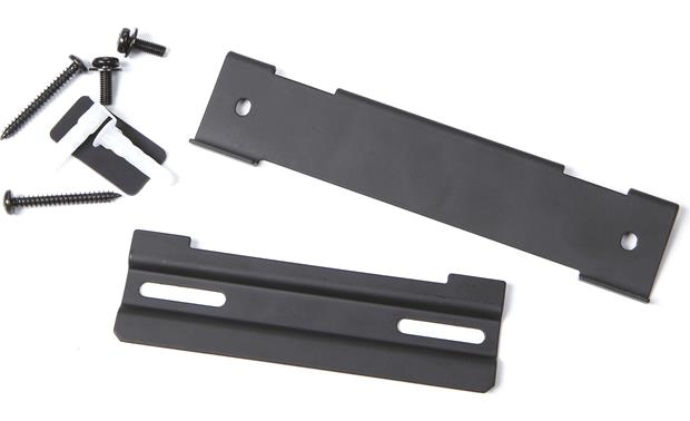 Bose® WB-120 wall mount kit Bracket and included accessories