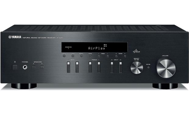 Yamaha r n301 network stereo receiver with spotify for Yamaha amplifier spotify