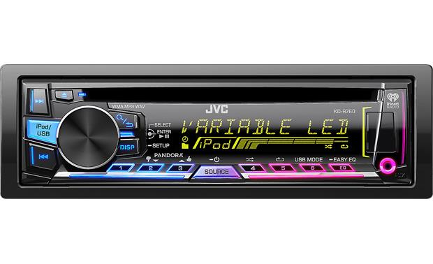 g105KDR760 o_front jvc kd r760 cd receiver at crutchfield com  at n-0.co