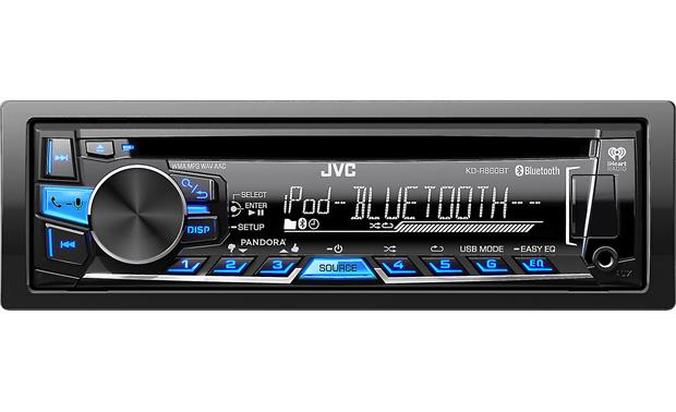 jvc kd r860bt cd receiver at crutchfield. Black Bedroom Furniture Sets. Home Design Ideas
