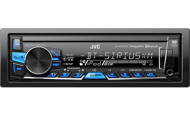 g105KDX320B F jvc kd x320bts digital media receiver (does not play cds) at JVC CD Player Wiring-Diagram at n-0.co